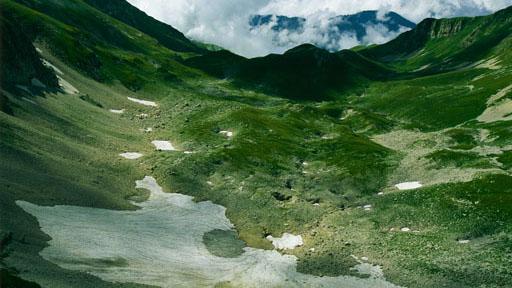 جبال القوقاز براري روسيا
