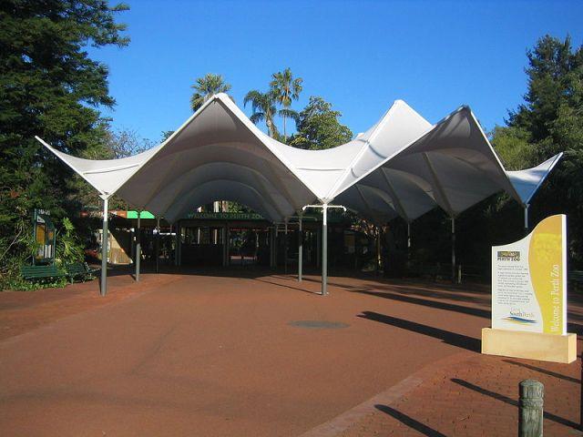 Perth_Zoo_entrance